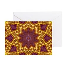 Gorathic Star Greeting Card