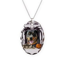 HalloweenNightmare_Rottweiler_ Necklace