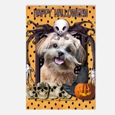 HalloweenNightmare_ShihPo Postcards (Package of 8)