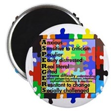 asd traits fut no white Magnet