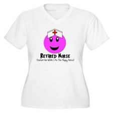 Retired Nurse PIN T-Shirt