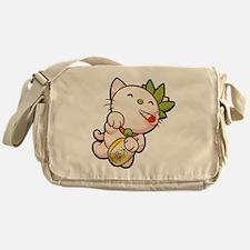 Mellow Kitty Messenger Bag