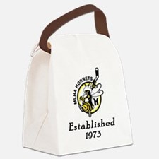 Established 1973 Canvas Lunch Bag