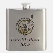 Established 1973 Flask