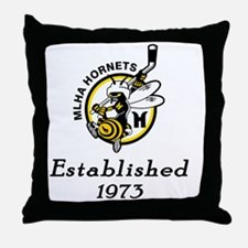 Established 1973 Throw Pillow