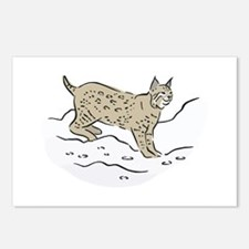 Bobtail  Postcards (Package of 8)