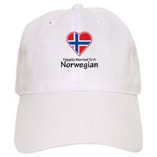 Happily Married Norwegian Baseball Cap