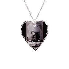 vintage-the-raven_13-5x18 Necklace Heart Charm