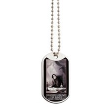 vintage-the-raven_13-5x18 Dog Tags
