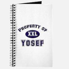 My heart belongs to yosef Journal