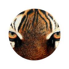 "Tiger Eyes1000x841 3.5"" Button"