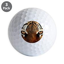 Tiger Eyes1000x841 Golf Ball