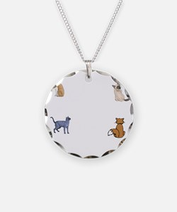obsessivecatwh Necklace
