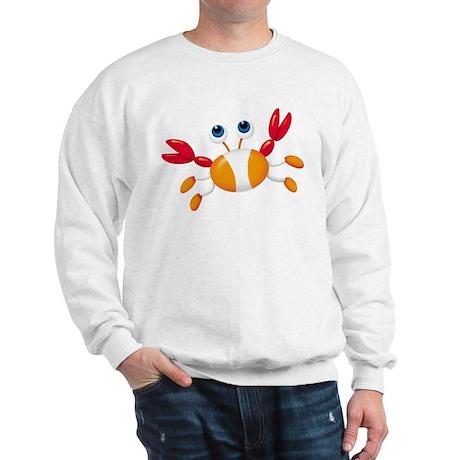 Bug-eyed Crab Sweatshirt