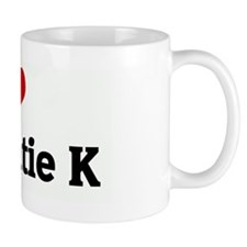 I Love My Auntie K Mug