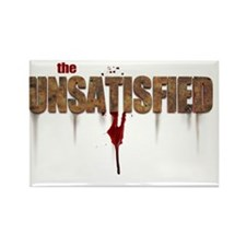 Unsatisfied Art Pic-1 Rectangle Magnet