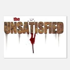 Unsatisfied Art Pic-1 Postcards (Package of 8)