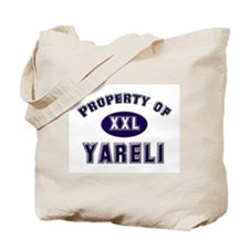 My heart belongs to yareli Tote Bag