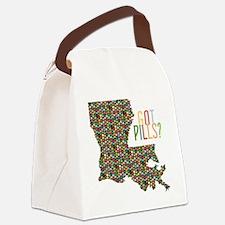 Louisiana Ecstasy Pills Canvas Lunch Bag