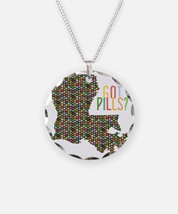 Louisiana Ecstasy Pills Necklace