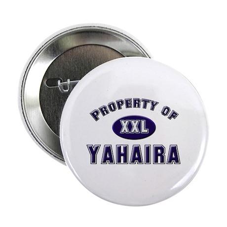 My heart belongs to yahaira Button
