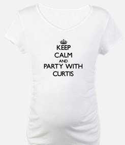 Keep Calm and Party with Curtis Shirt