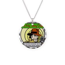 Yours Truly Johnny Dollar co Necklace