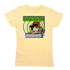 Yours Truly Johnny Dollar color Girl's Tee