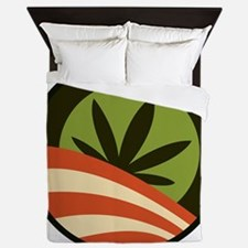 Hope Leaf Queen Duvet