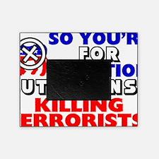 TERRORISTSHIRT Picture Frame