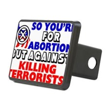 TERRORISTSHIRT Hitch Cover
