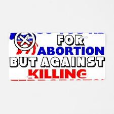 TERRORISTSHIRT Aluminum License Plate