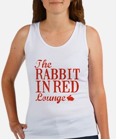 Red_Rabbit_Lounge_Full Women's Tank Top