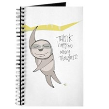 Nothing But Happy Thoughts Journal