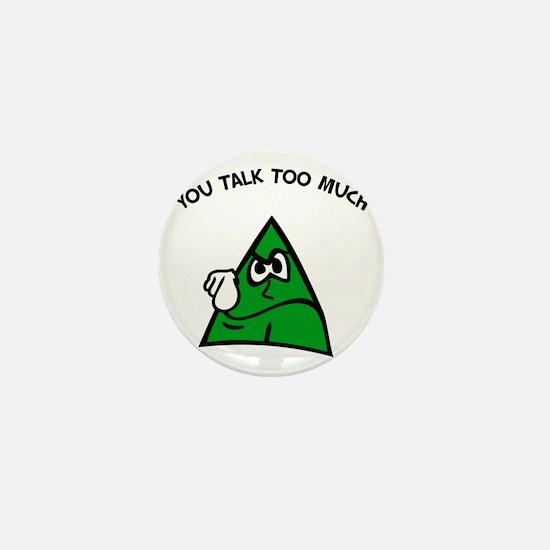 Jack Justice Mini Button