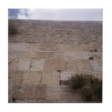israel 129 Tile Coaster