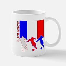Soccer France Mug
