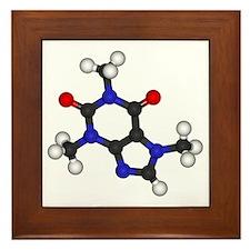 caffeine Framed Tile