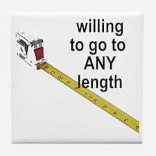 any-length Tile Coaster