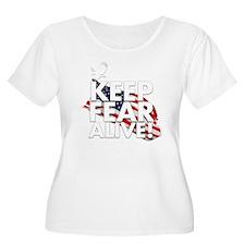 keep fear ali T-Shirt