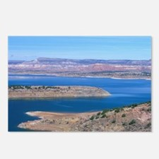 Lake Abiquiu, New Mexico Postcards (Package of 8)