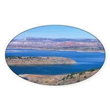 Lake Abiquiu, New Mexico Decal