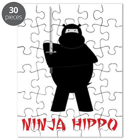 NinjaHippo Puzzle