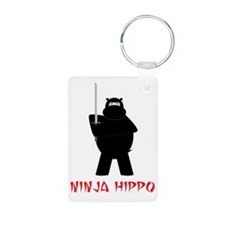 NinjaHippo Keychains