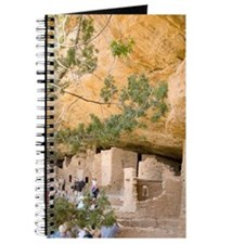 Mesa Verde National Park. Spruce Tree Hous Journal