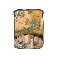Mesa Verde National Park. Spruce Tree  iPad Sleeve