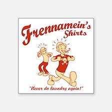 "frennameins-LTT Square Sticker 3"" x 3"""