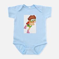 Scuba Kid Infant Bodysuit