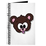 Cute Brown Bear Wild Animal Journal