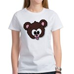 Cute Brown Bear Wild Animal Women's T-Shirt